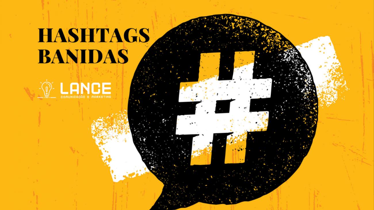 Hashtags banidas Instagram 2021